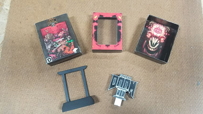 MiniDoom 2 Collector's Edition